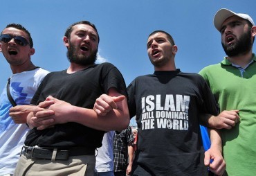 Продор политичког ислама у Србији