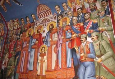 Дај Боже да се Срби опет сложе!