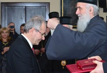 Одликован Хрват који је спасао српско црквено благо