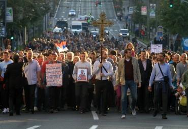 Двери остају последње политичко уточиште српске породице