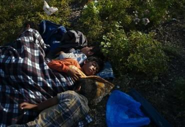 Мигранти и њихова најезда на Европу преко Србије