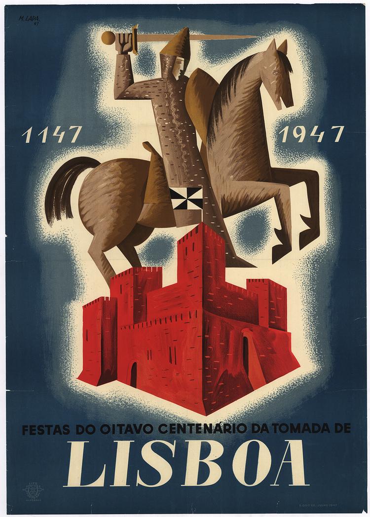 800 godina lIsabona 1947.